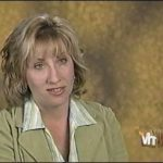 screen shot of Anne Henry on VH1 TV show
