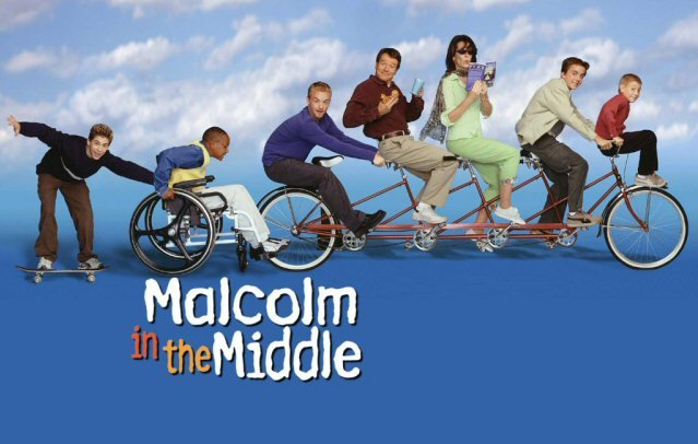 Malcolm in the Middle Cast Photo