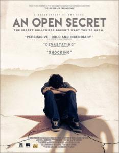 An Open Secret Poster original