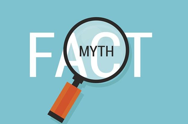 illustration of Fact vs. Myth