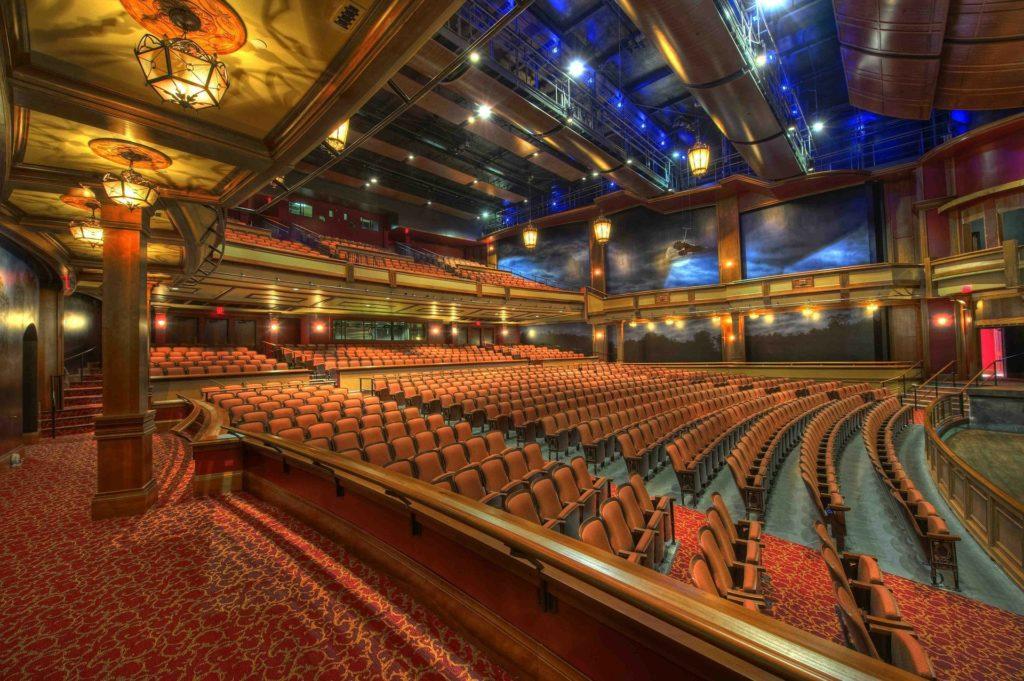 Empty Florida Theater