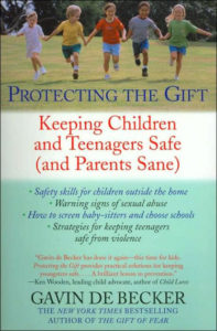 Book cover of Protecting the Gift by Gavin de Becker
