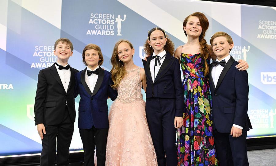 Cast of Big Little Lies