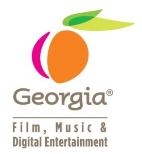 Logo for GA Film office