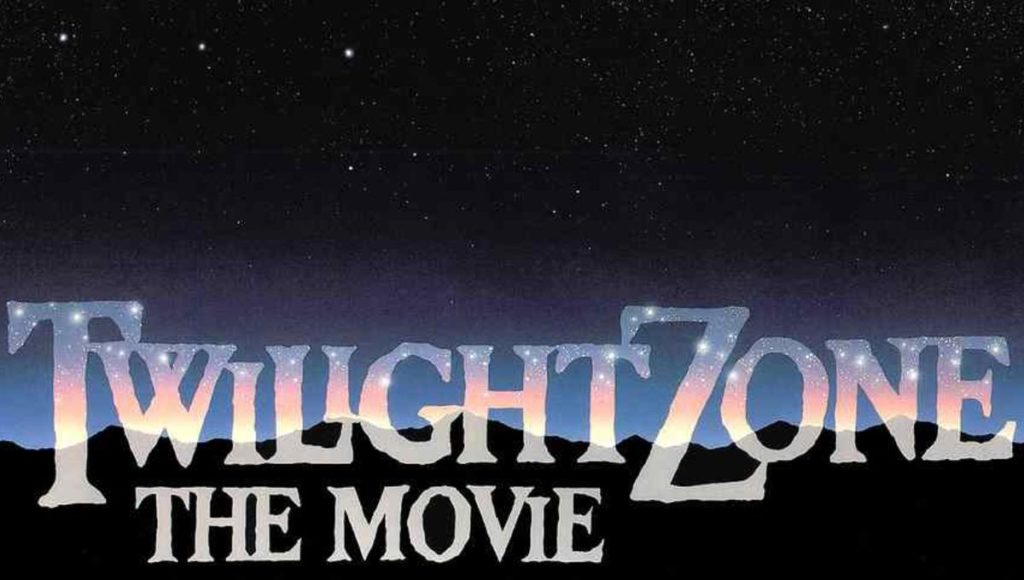 Twilight Zone The Movie graphic