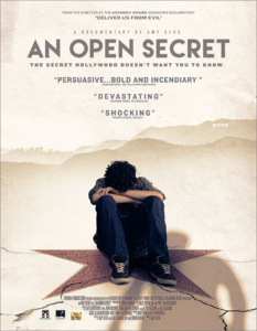 An Open Secret poster