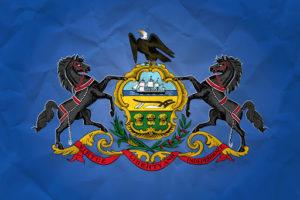 Pennsylvania Flag